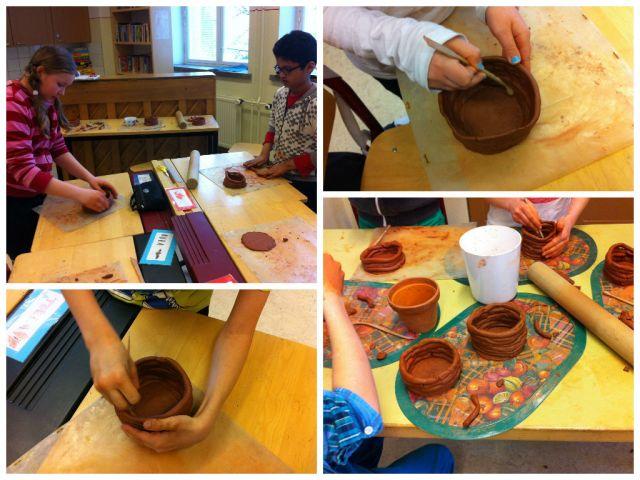 claywork