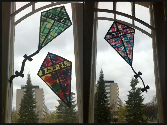 kite transparencies