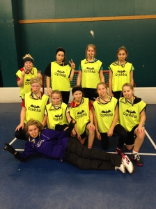 Congratulations to the entire Cygnaeaus School floorball team!