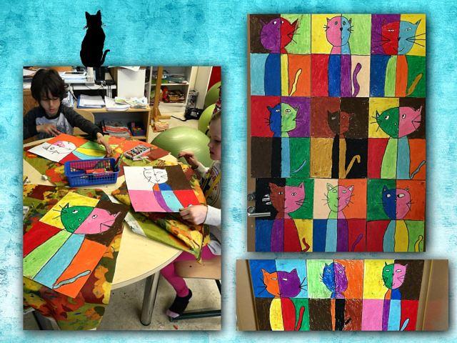 art cats2