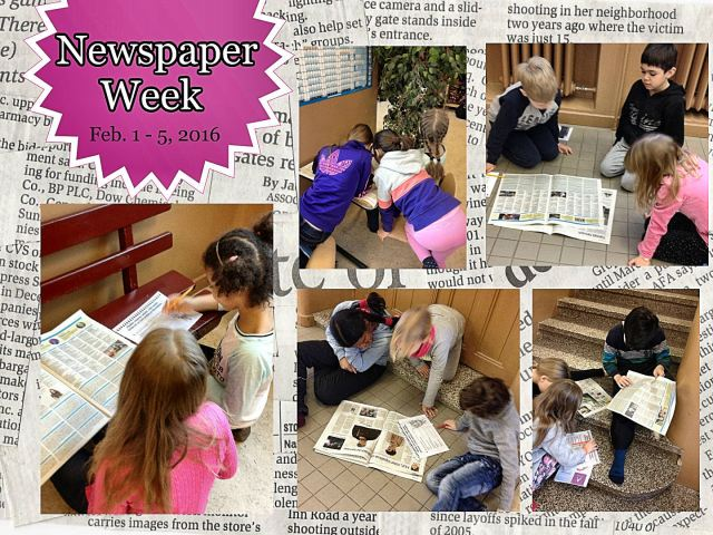 newspaper week