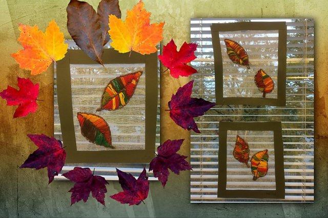 craft-leaves
